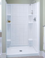 Tubs, Showers, Whirlpool & Air Baths